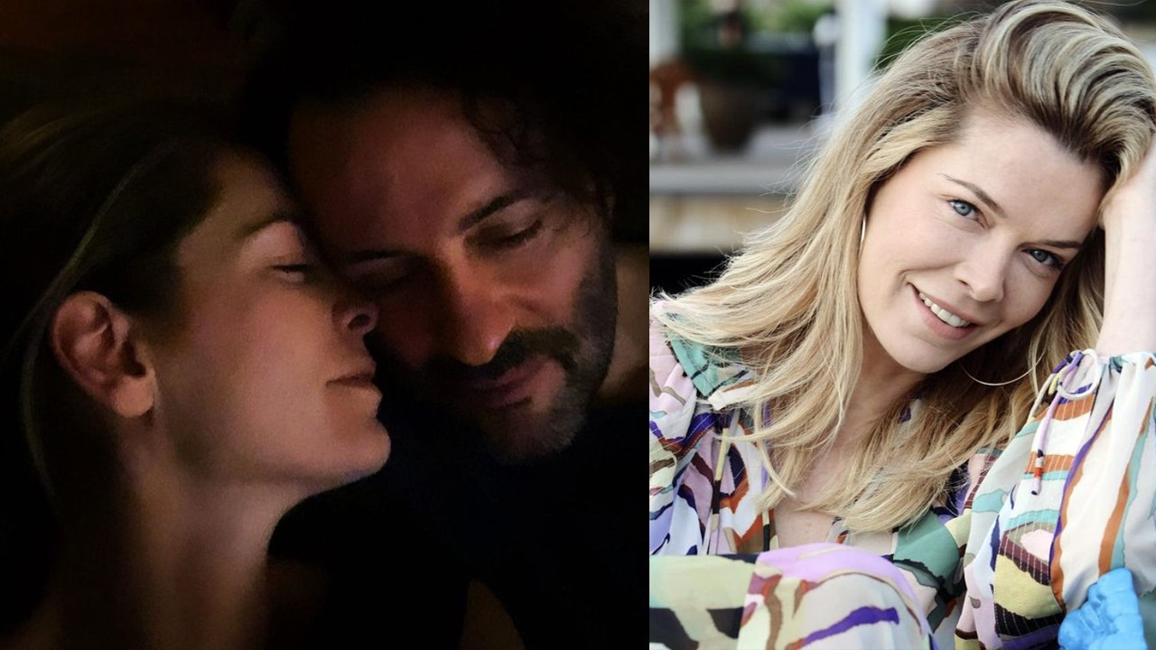 Ünlü çiftin aşk paylaşımı beğeni topladı