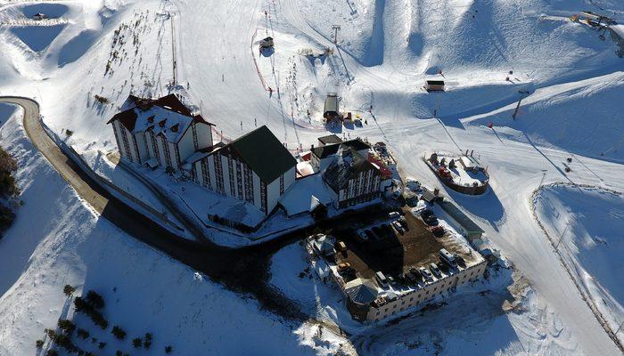 Ünlü kayak merkezinin görünmeyen yüzü!