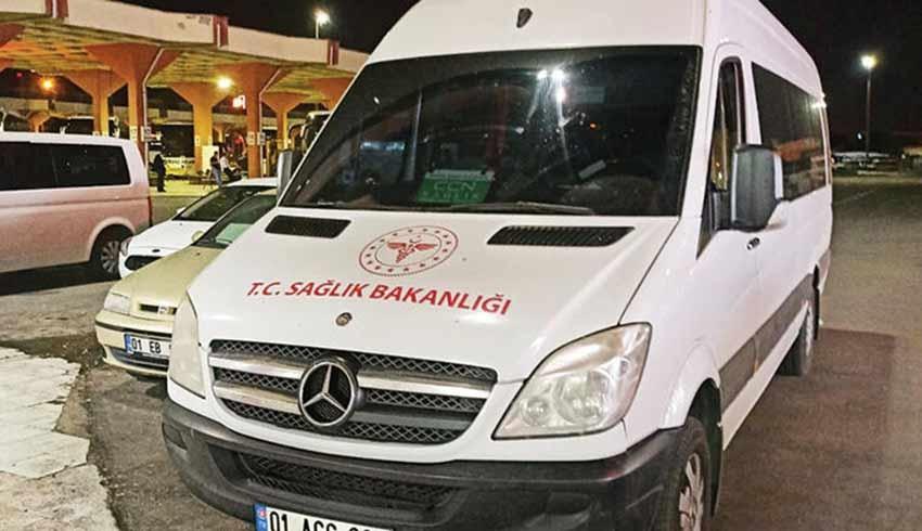 Uyanık sürücüye 7 Bin Lira ceza ve trafikten men