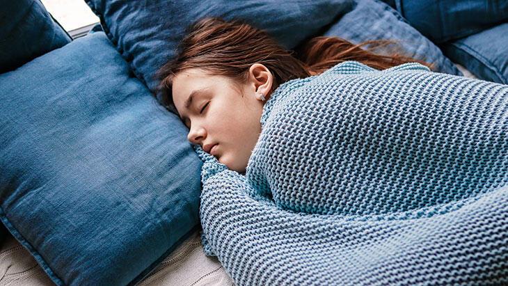 Uyurken yağ yakmanın 10 yolu