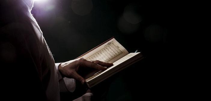 Vâkıa Suresi 14. Ayet Meali, Arapça Yazılışı, Anlamı ve Tefsiri
