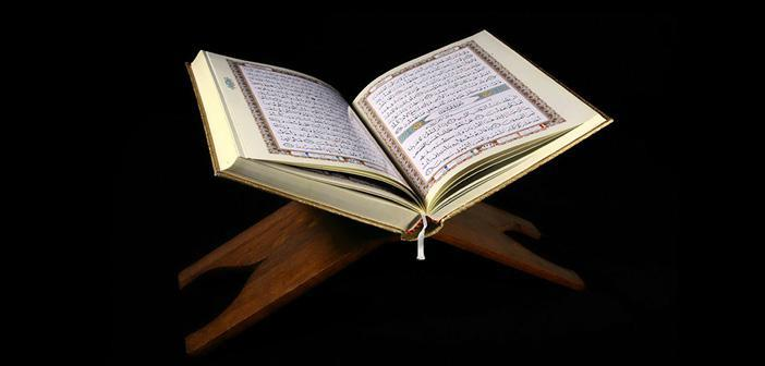 Vâkıa Suresi 26. Ayet Meali, Arapça Yazılışı, Anlamı ve Tefsiri