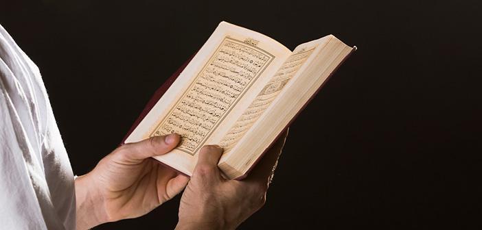 Vâkıa Suresi 40. Ayet Meali, Arapça Yazılışı, Anlamı ve Tefsiri