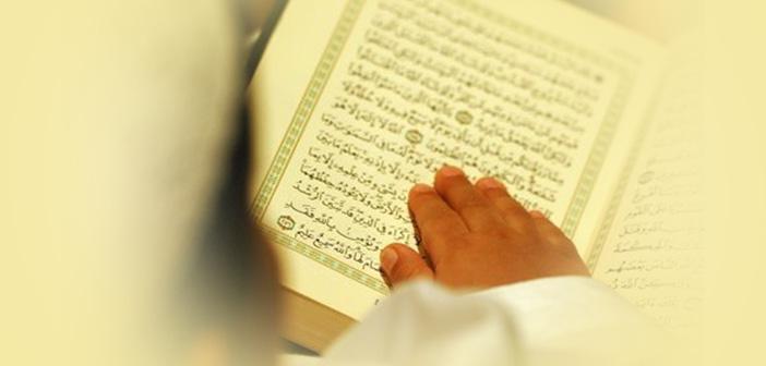 Vâkıa Suresi 41. Ayet Meali, Arapça Yazılışı, Anlamı ve Tefsiri
