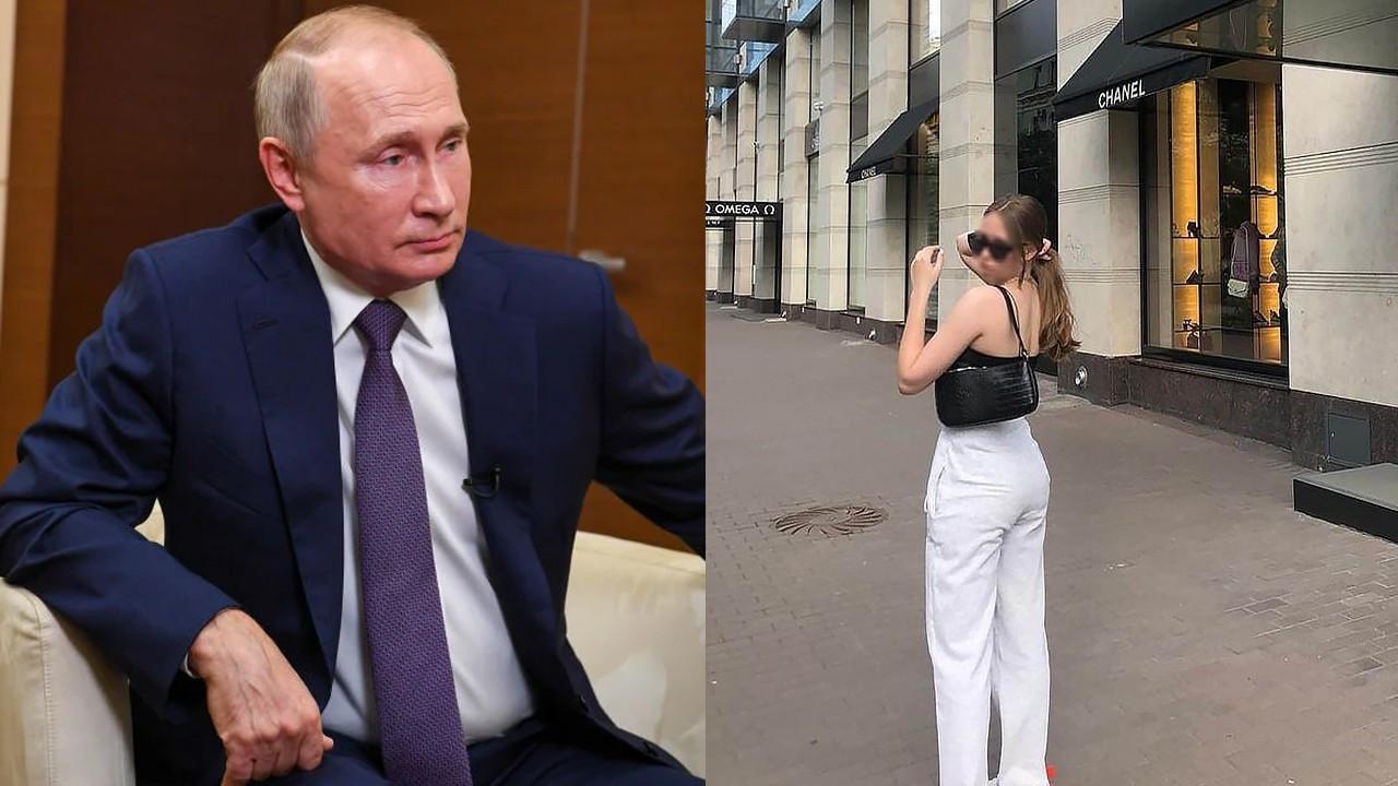 Vladimir Putin'in gizlenen bir kızı mı var?
