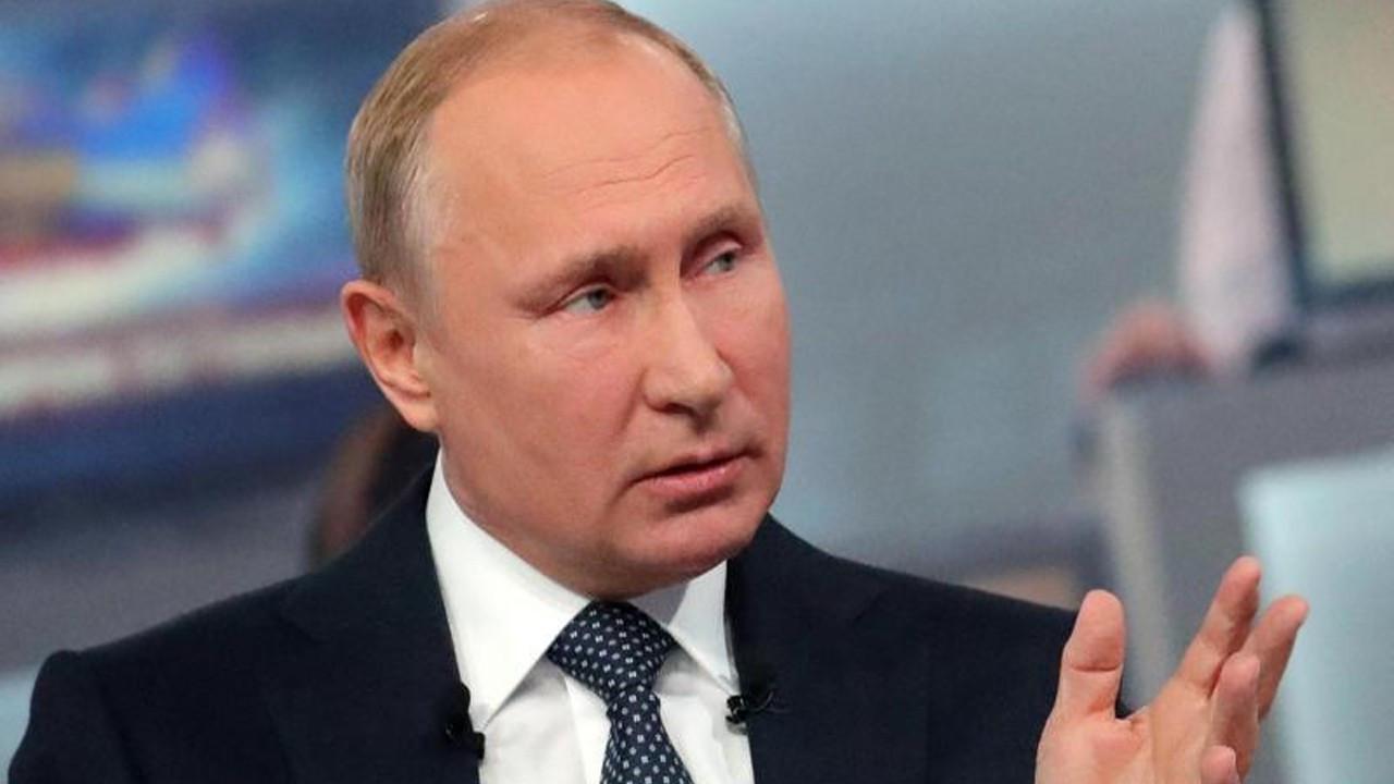 Vladimir Putin karantinaya girdi!