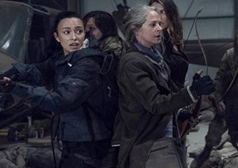 Walking Dead'in final sezonundan ilk kare