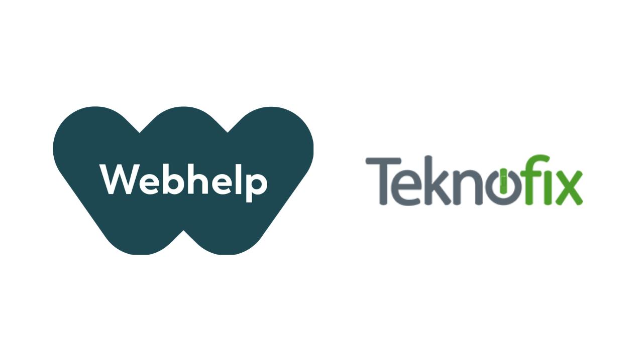 Webhelp, saha hizmetleri şirketi Teknofix'i bünyesine kattı