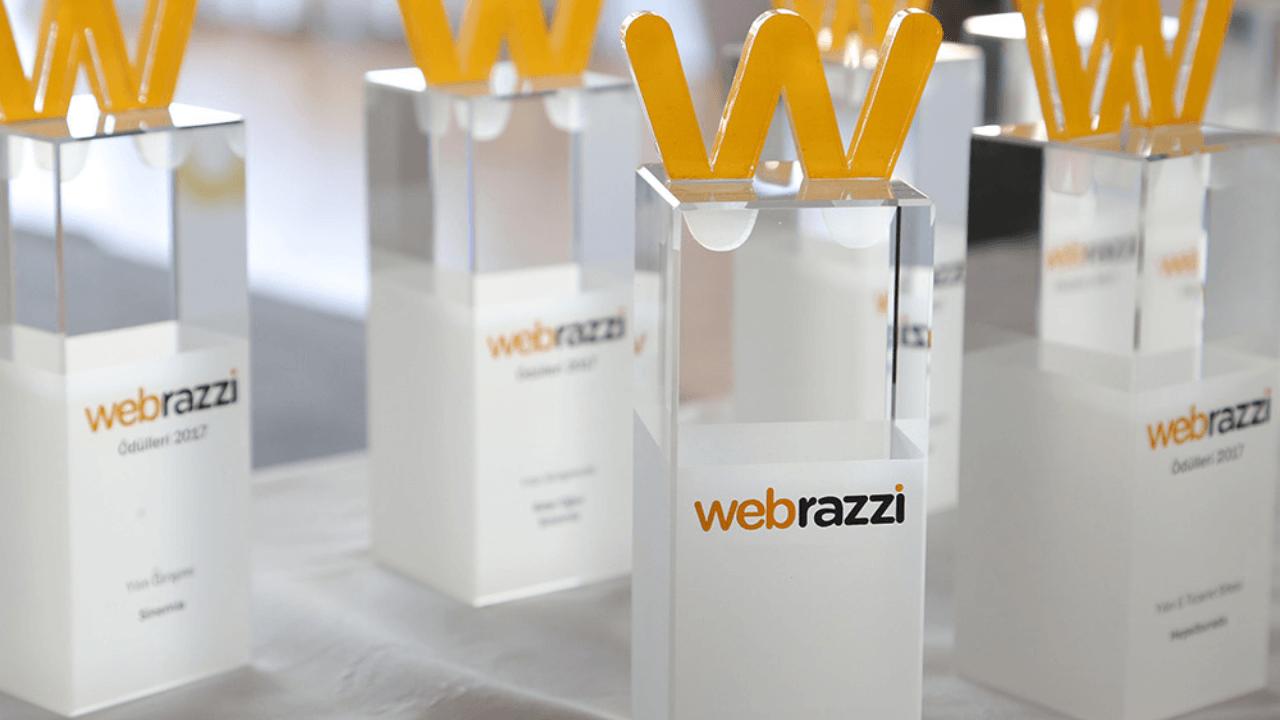 Webrazzi Ödülleri 2020'nin ilk haftasında 600 binden fazla oy kullanıldı!