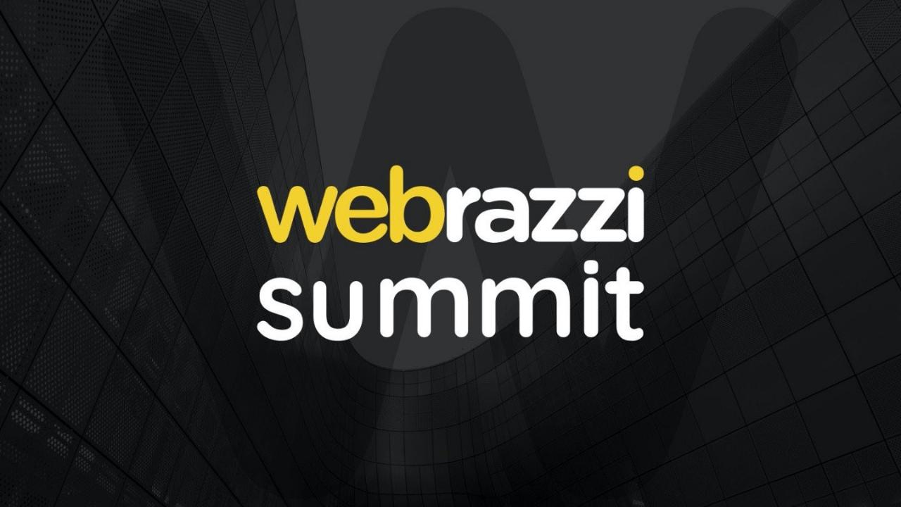 Webrazzi Summit 2021'in konferans programı belli oldu