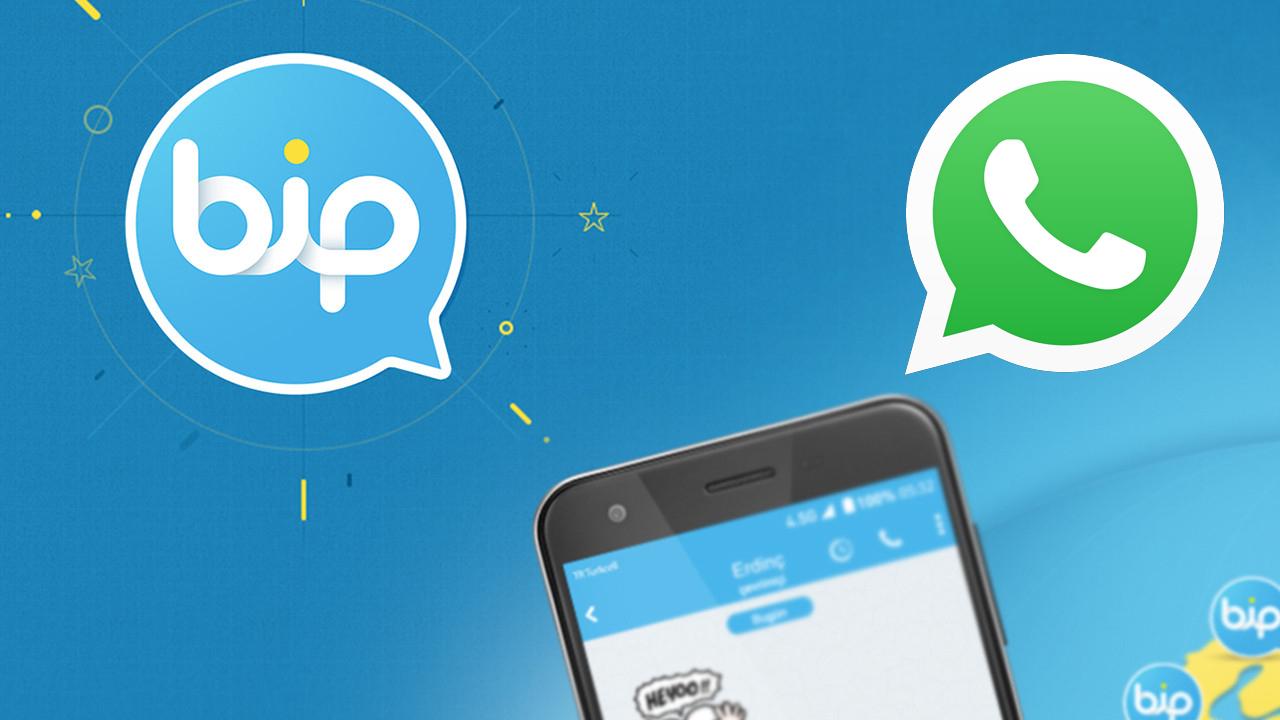 WhatsApp geçmişi artık BİP'te! Dünya çapında 76 milyondan fazla indirilen BiP sohbet geçmişi taşıma özelliğine kavuştu. WhatsApp'ın...
