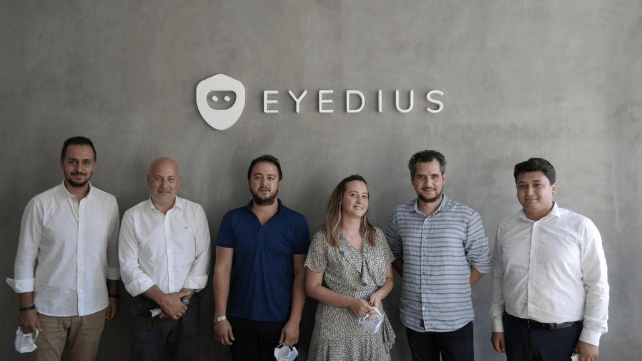 Yapay zeka temelli güvenlik hizmeti sunan yerli girişim Eyedius, 4 milyon 150 bin TL yatırım aldı