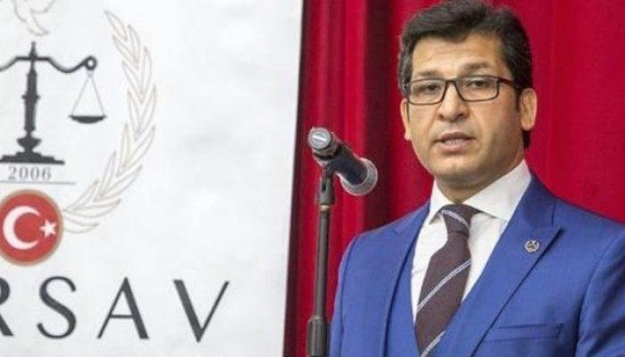 YARSAV'ın eski Başkanı Murat Arslan'a FETÖ'den 10 yıl hapis