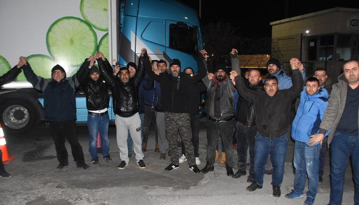 Yer: Edirne! 'İdam' kararına karşı kontak kapattılar