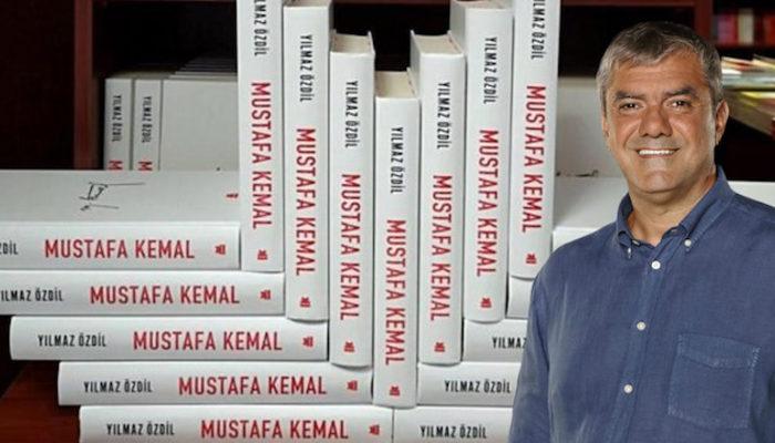 Yılmaz Özdil'den 2500 liralık Mustafa Kemal kitabı eleştirilerine yanıt