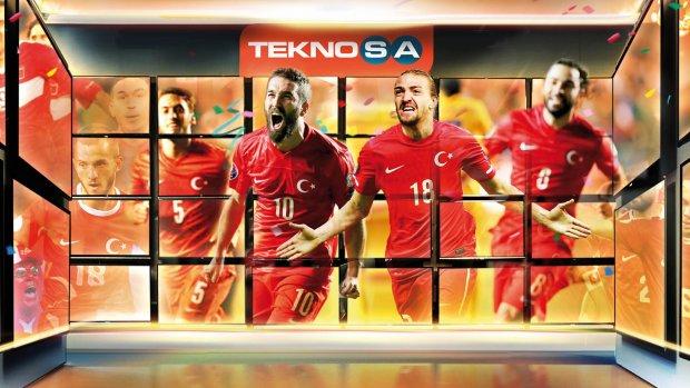 TeknoSA Milli Takım Euro 2016 Reklam Filmi
