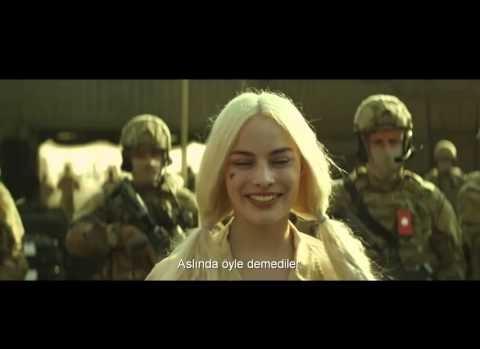 Beklenen Suicide Squad filminin fragmanı