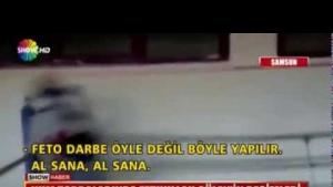 Fetullah Gülen'i kum torbası yapıp yumrukladılar