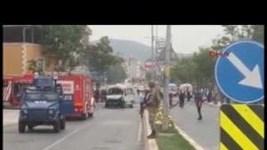 İstanbul Sancaktepe'de patlama meydana geldi