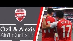 Mesut Özil ve Alexis Sanchez hakkında hazırlanan video