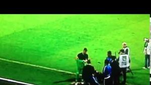 Trabzonspor kalecisi Onur formasını yere bıraktı